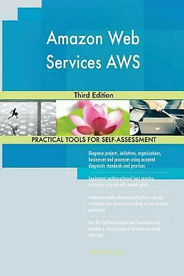 Amazon Web Services Aws Third Edition by Gerardus Blokdyk (English) Paperback Bo