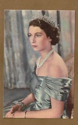 H.R.H.Princess Elizabeth Photograph by Baron Printed in Canada