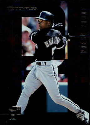 1997 Donruss Silver Press Proofs White Sox Baseball Card #156 Ray Durham /2000