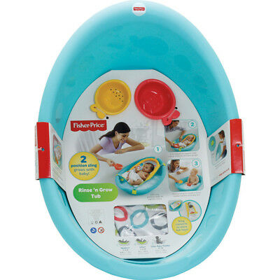 Fisher Price Rinse 'n Grow Tub