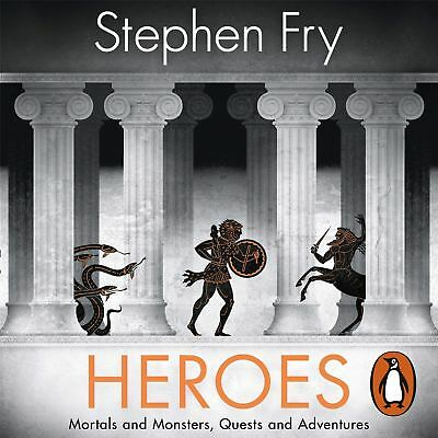 Audio CD - Heroes by Stephen Fry