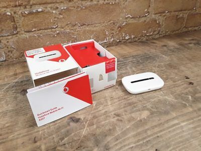 Vodafone Mobile Wi-Fi R207 White No power supply