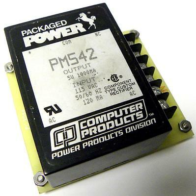 Computer Products Packaged Power Power Supply Model Pm542