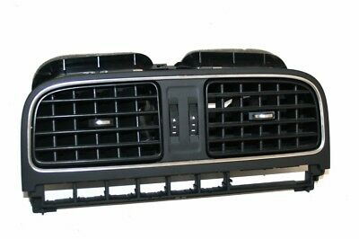 VW Polo 6R Centre Air Vents OEM 6C0 819 728 2009 to 2014