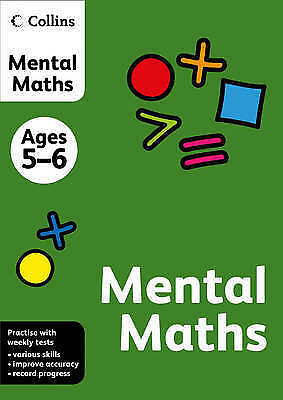 Collins Mental Maths (Collins Practice) by HarperCollins UK