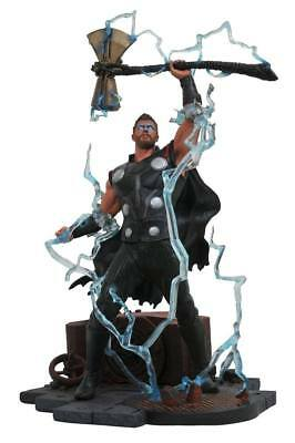 Avengers Infinity War Marvel Gallery PVC Statue Thor 24 cm Action Figur