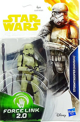 """Star Wars """"solo: A Star Wars Story"""" Collection Stormtrooper Mimban Von Hasbro"""