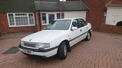 vauxhall cavalier 2.0 cdi auto 1989 only 42000 miles