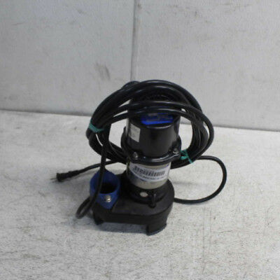ShinMaywa Norus 50CR2.15S 1/5HP 2in 55.4 GPM 115V Submersible Pump