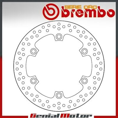 Brake Disc Fixed Brembo Serie Oro Front for Honda Forza Abs 300 2014 > 2016