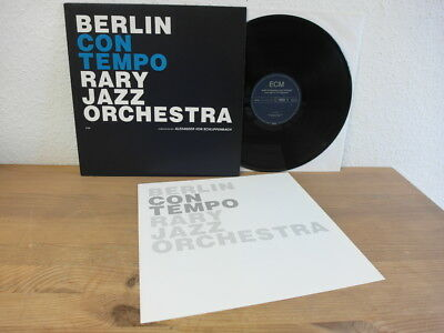Berlin Contemporary Jazz Orchestra ( Schlippenbach ) Lp 1990 In Mint