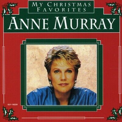 Anne Murray - My Christmas Favorites [New CD]