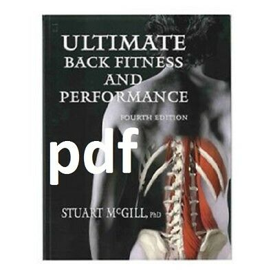 (PDF.EPUB) Ultimate Back Fitness and Performance [4 ed.] by Stuart McGill EB00K