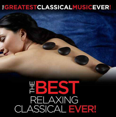 Various Artists - Best Relaxing Classical Ever / Various [New CD]