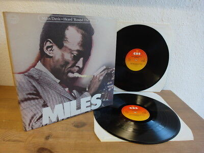 Miles Davis Heard 'round The World Dlp In Mint