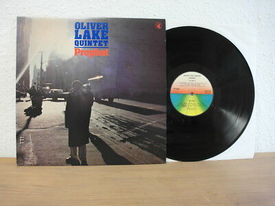 Oliver Lake Quintet Prophet Lp Italy 1980 In Mint