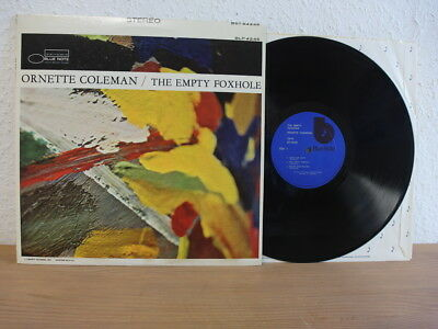 Ornette Coleman The Empty Foxhole Lp Us Blue Note 1975