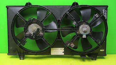 MAZDA 6  Radiator Cooling Fan/Motors 2.0 TD TS  w/Cowl 02-07