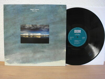 Ralph Towner Blue Sun Lp Rare Ecm In Mint