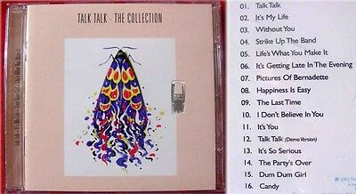 CD Talk Talk: The Collection