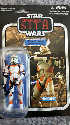 """Star Wars: Vintage Collection """"Clone Trooper - 212th Battalion"""" OVP VC 38"""