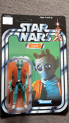 """Star Wars: Original Trilogy Collection """"Greedo"""" OTC / OVP Unpunched"""