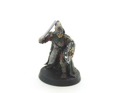 Lord Of The Rings Hobbit Middle-Earth Rohan Royal Guard Metal (w1735)