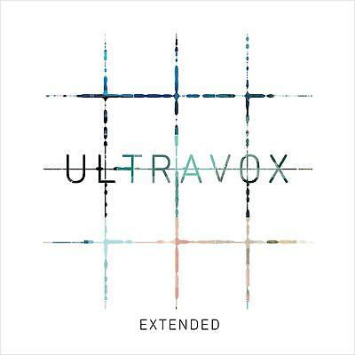 """ULTRAVOX EXTENDED 2 CD THE 12"""" REMIX COLLECTION (Released November 16th 2018)"""