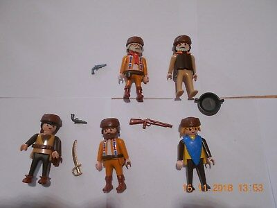 Playmobil Western 5 Trapper