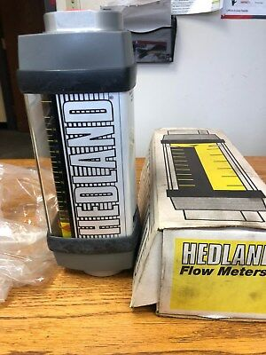 Hedland H895A - 030 Flow Meter for Water & Other Liquids