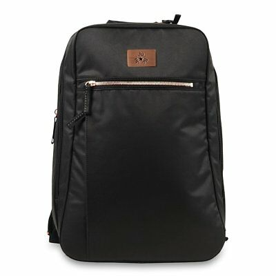 JuJuBe Ballad Backpack Baby Diaper Bag Black Rose