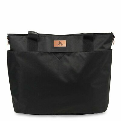 JuJube Encore Tote Bag Black Rose