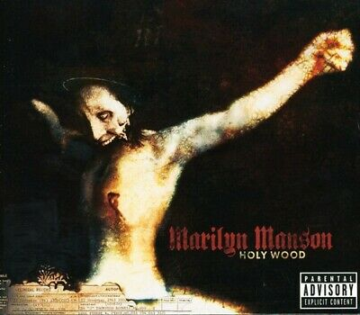 Marilyn Manson - Holy Wood in the Shadow of the Valley of Death [New CD] Explici