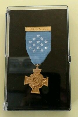Congressional Medal Of Honor Museum Replica Navy Tiffany Cross 1919-1942 Wwi