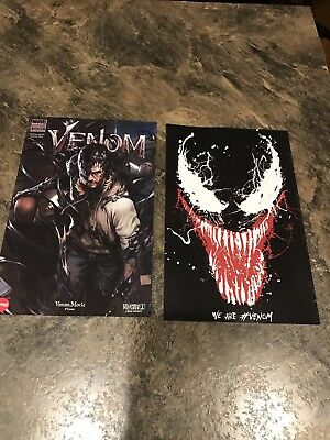Marvel Limited Edition AMC Exclusive Movie Venom #1 One Shot Comic 2018