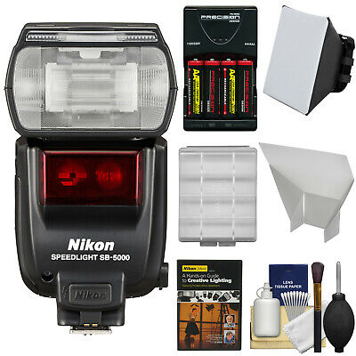 Nikon SB-5000 AF Speedlight Flash for D3500 D5600 D7500 D500 D610 D750 D810 D5