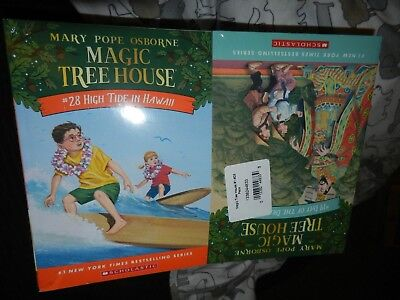 Magic Tree House Books: Complete #1-28  NEW & SEALED!