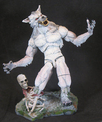 Ghost Wolf Louisiana Rougarou NUMBERED Limited Edition Figure MINT New!