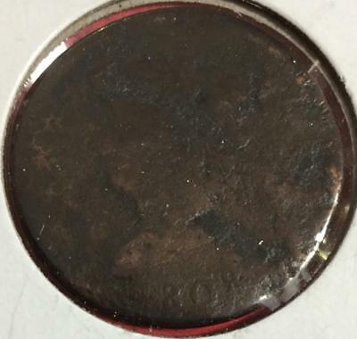 1808 US Turban LARGE CENT! Classic! Old US Paper Money Currency