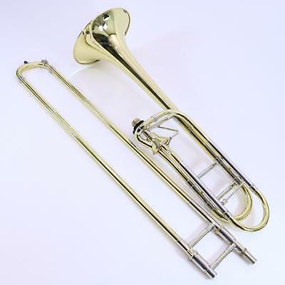 Bach Model 42AF Stradivarius Professional Trombone with Infinity Valve VERY NICE