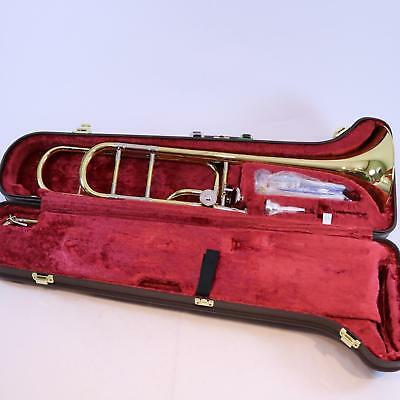 Yamaha Model YSL-882OR Xeno Professional Trombone SUPERB CONDITION