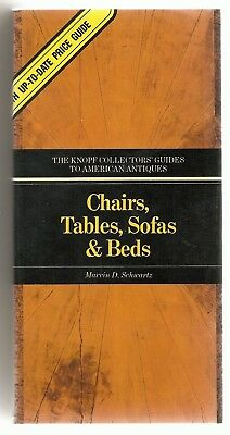 Chairs, Tables, Sofas & Beds by Marrin D. Schwartz