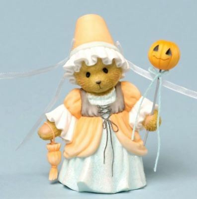 "Cherished Teddies ""scary Masquerade ~ Bonnie"" #4034586 Medieval *  Free Shipping"