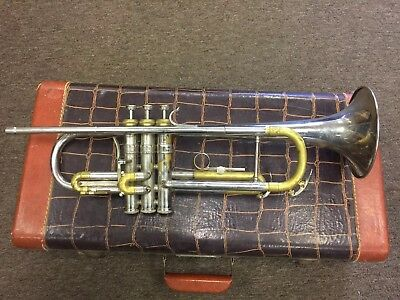 Vintage 1950's CONN Constellation Trumpet for repair