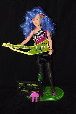 Vintage ~ JEM & THE HOLOGRAMS ~ Doll Lot ~ STORMER of the Misfits
