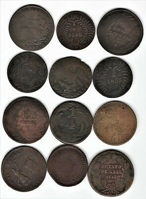 1833-67 coppers, mostly States, average condition ex-Dana Roberts   NoRsrv BOSCO