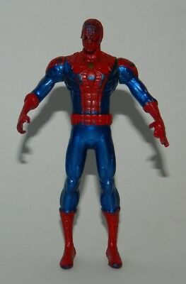 Rare Spider-Man Marvel Universe Mexican Action Figure 3.75'' # 2
