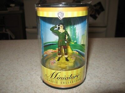 Miniature Classic Collection Wizard Of Oz Scarecrow Resin 1999