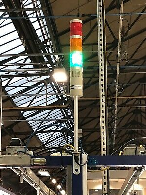 Andon Light System, Lean Manufacturing Status Indicator