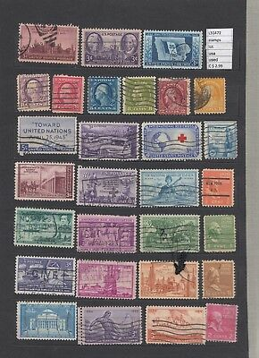 Lot Stamps United States Used (L31472)